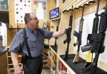 Le contrôle des armes à feu aux Etats-Unis