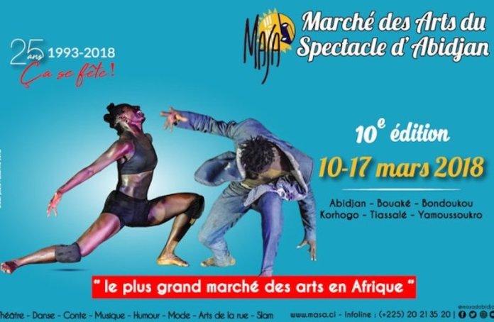Le MASA d'Abidjan