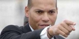 Karim Wade défie Macky Sall