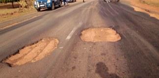 L'entretien des routes au Sénégal
