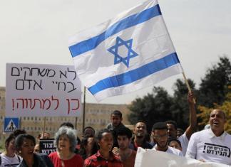 Migrants africains en Israël