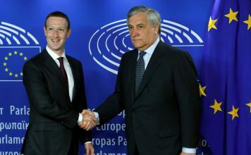 Mark Zuckerberg demande pardon aux européens