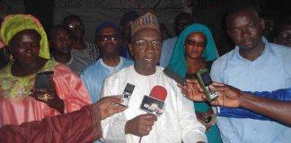 Le PDS en remobilisation à Kédougou