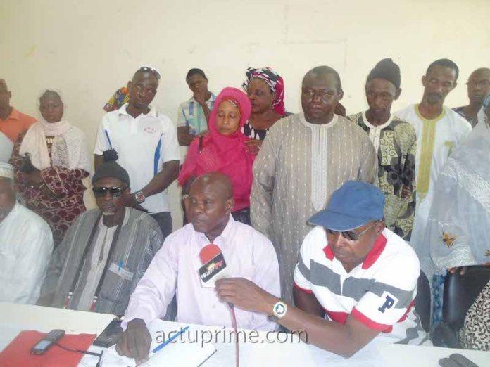 Le parrainage de Macky Sall lancé à Kédougou