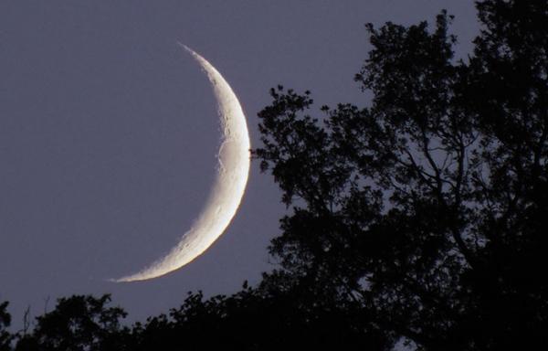 L'observation du croissant lunaire pour le Ramadan