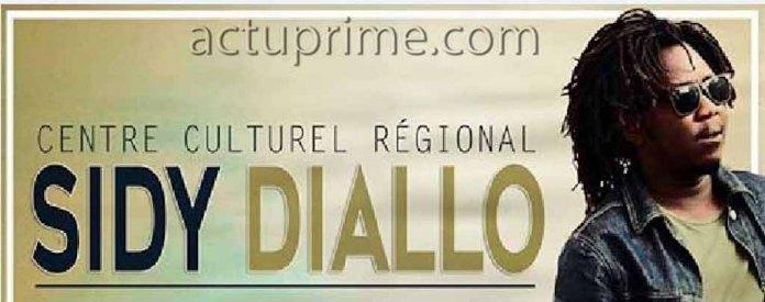Le Centre culturel Sidy Diallo proposé