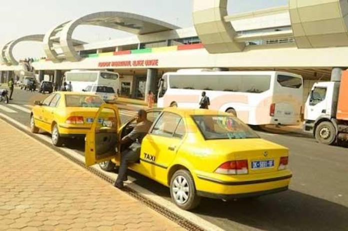 Des taxis hybrides pour desservir l'AIBD