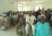 La mairie de Kédougou distribue du sucre de Ramadan