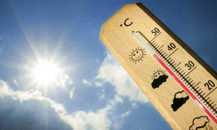 Temps chaud sur le Sénégal