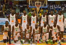 Les lions du basketball sénégalais qualifiés au second tour