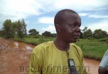 Killé Diawara défi Macky Sall