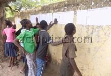 Les résultats du CFEE à Tambacounda
