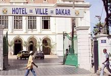 Le contrôle de la mairie de Dakar