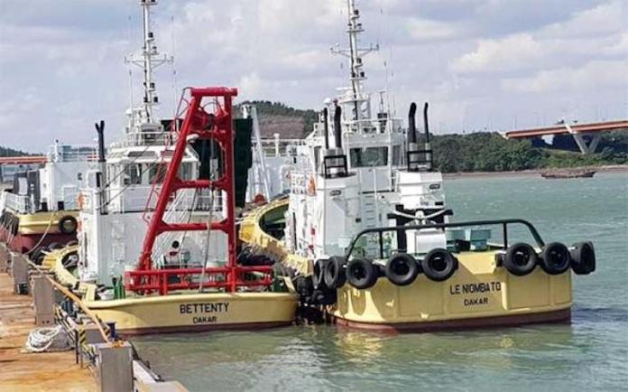 Des navires pour désenclaver le sud et le centre du Sénégal