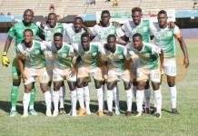 Le Jaraaf joue contre le Togo