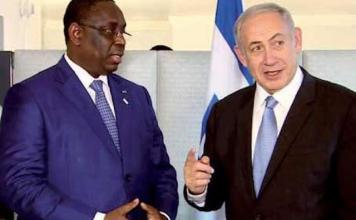 Le Sénégal médiateur entre Israël et la Palestine