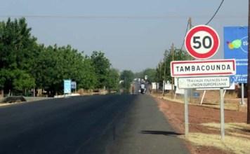 Mise en place du Pôle territoire Sénégal Oriental