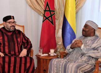 Ali Bongo hospitalisé à Rabat reçoit Mohammed VI