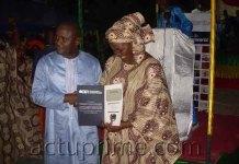 Financements de la DER à Tambacounda