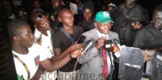 Le PUR en campagne à Kédougou