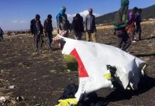 Le crash d'un boeing d'Ethiopian Airlines fait 157 morts