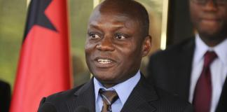 José Mario Vaz président de Guinée Bissau