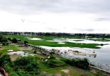 La Réserve Urbaine Naturelle de la grande Niaye de Pikine
