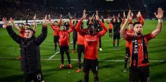 Rennes/Arsenal en Ligue Europa
