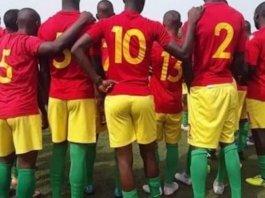 Les preuves du Japon sur les joueurs guinéens