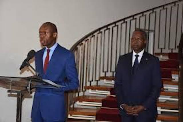 La liste du nouveau gouvernement du Sénégal