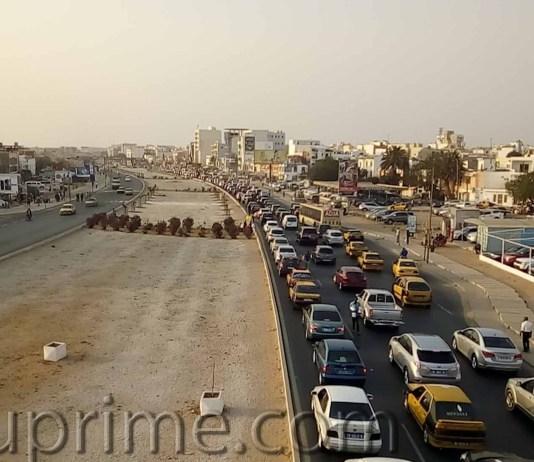 Des autoponts pour faciliter la circulation à Dakar
