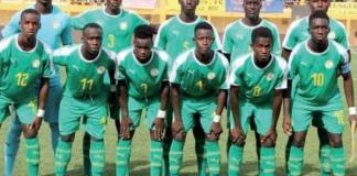 Le Sénégal à la Coupe du Monde U-17