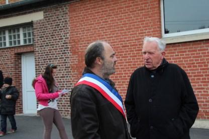 Haplincourt, 11 novembre 2014