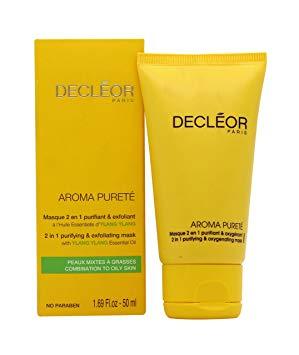 Decleor – Aroma Pureté 2 en 1 purifiant et exfoliant