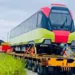 Alstom livre la première rame Métropolis pour le métro de Hanoï