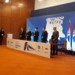 Alstom signe Protocole d'accord pour la construction du futur métro de Belgrade