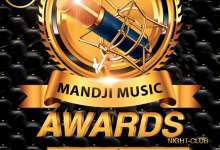 Photo of EVENEMENT | Mandji Music Award (Samedi 16 au Diamant vip)