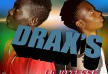 Photo of Le groupe DRAX'S prend de « LA VITESSE » (Clip street)