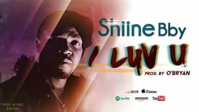 "Photo de ""I LUV U"" le nouveau single de Shiine bby"