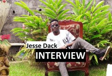 Photo de INTERVIEW: Jesse Dack « j'imagine le clip en vert, jaune, bleu. »