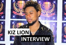 Photo of INTERVIEW: KIZ LION « Swaggando c'est le mélange du swag et Bangando »