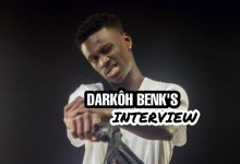 Photo of INTERVIEW : Darkôh Benk's « avant la musique j'étais passionné de football et de judo »
