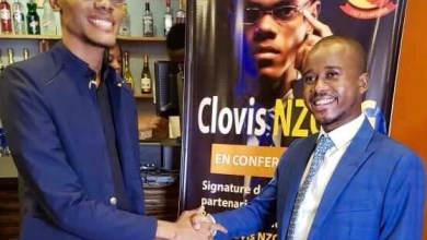 Photo of Clovis NZONG : Le nouvel ambassadeur du restaurant RapidFoods