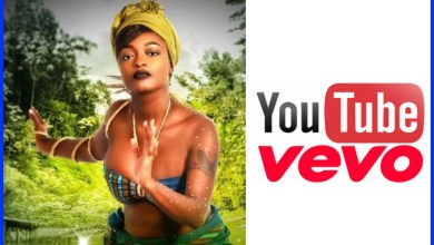 Photo de Shan'l lance sa chaîne YouTube Vevo