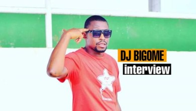 "Photo de INTERVIEW: Dj Bigome ""je me sens mieux quand je chante"""