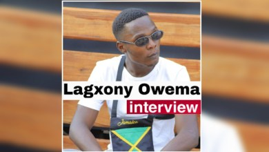 "Photo de INTERVIEW: Lagxony Owema  ""temps qu'il y'a la vie il y'a de l'espoir"""