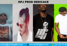 Photo de Big Dady x Fils 2 Key x Nicksi et Verbi – HPJ Prod Dédicace