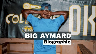 Photo de Biographie de l'artiste BIG AYMARD du collectif 7kp