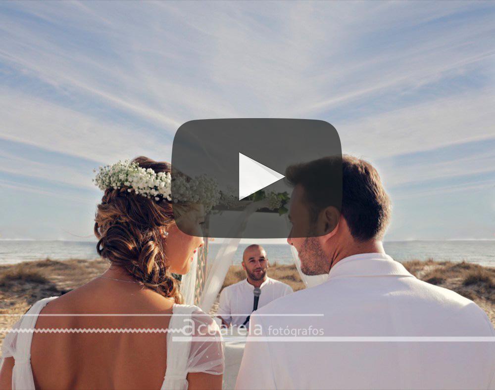 Vídeos de boda en youtube