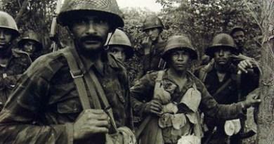 Mercenarios cubanos, mutilados física y moralmente en su ingenuidad